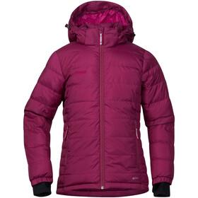 Bergans Girls Rena Down Jacket Dusty Cerise/Cerise